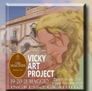 Vicky art project