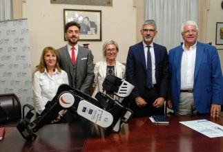 Da sinistra: Mangiapane - Di Falco - Lanza - Cass_ - Tumino